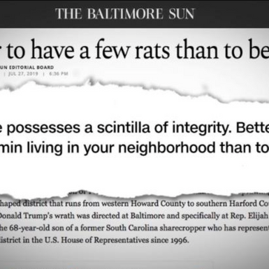 CNN Contribution: Hogan on Baltimore