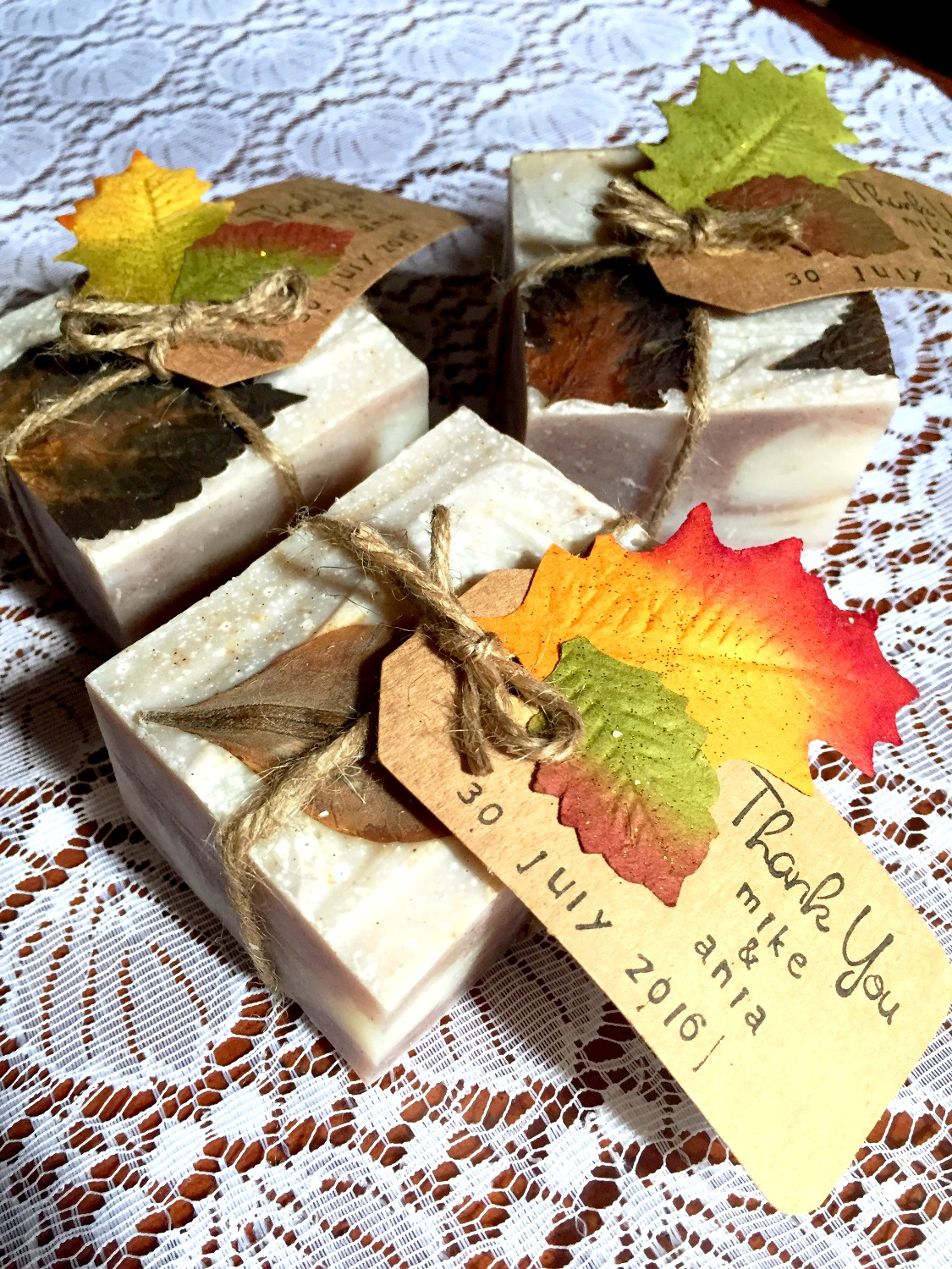 Cedar Wood Soap Gifts