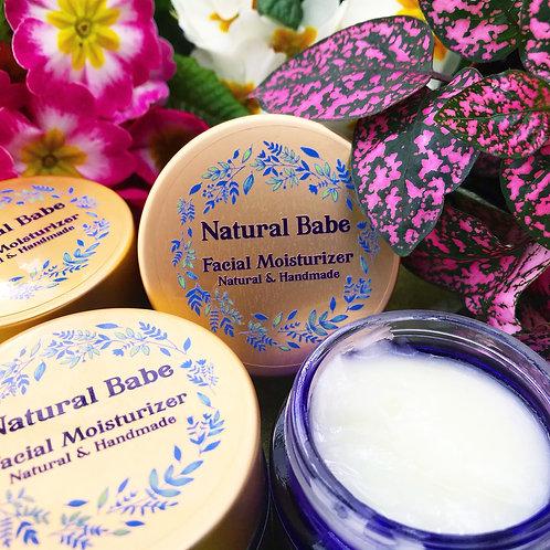 Natural Babe (Daily Face Cream)