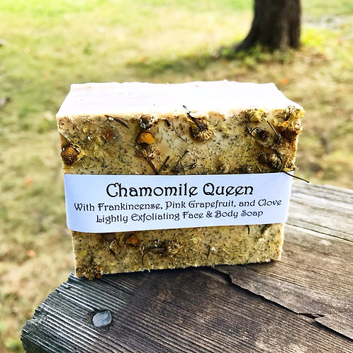 Chamomile Queen