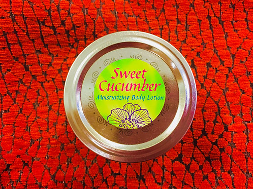 Sweet Cucumber Lotion