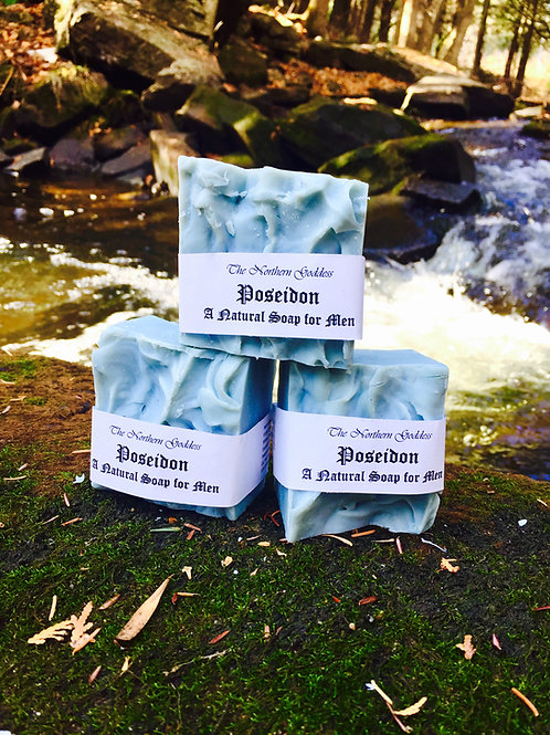 Poseidon Soap for Men
