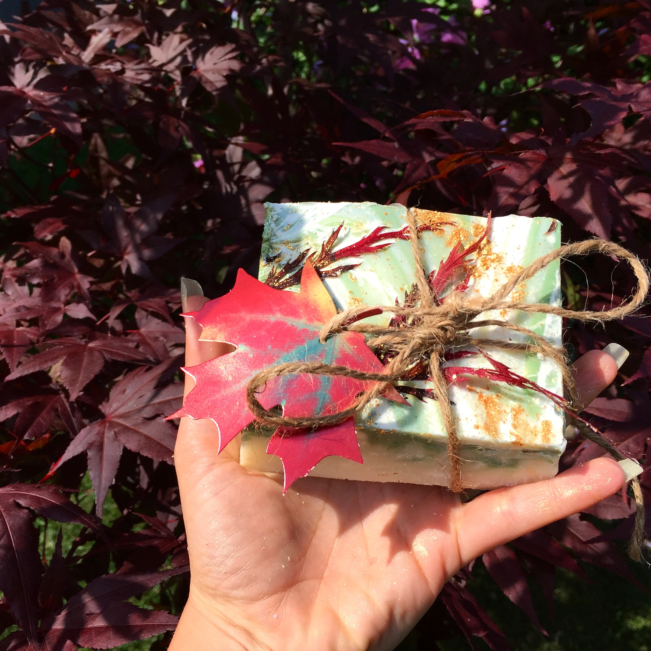Autumn Wedding Soap