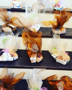3 soap wedding favours