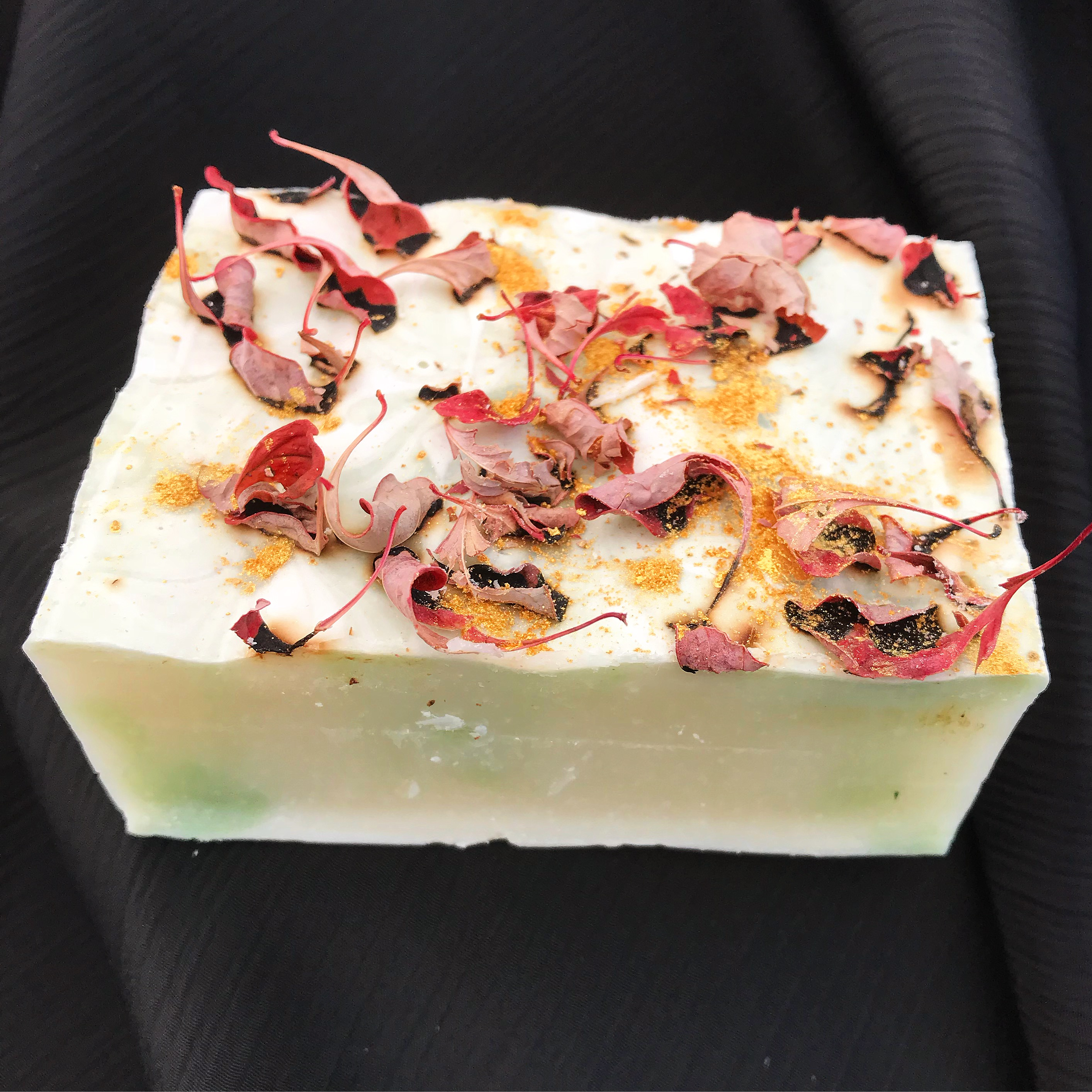Custom Pear Soap