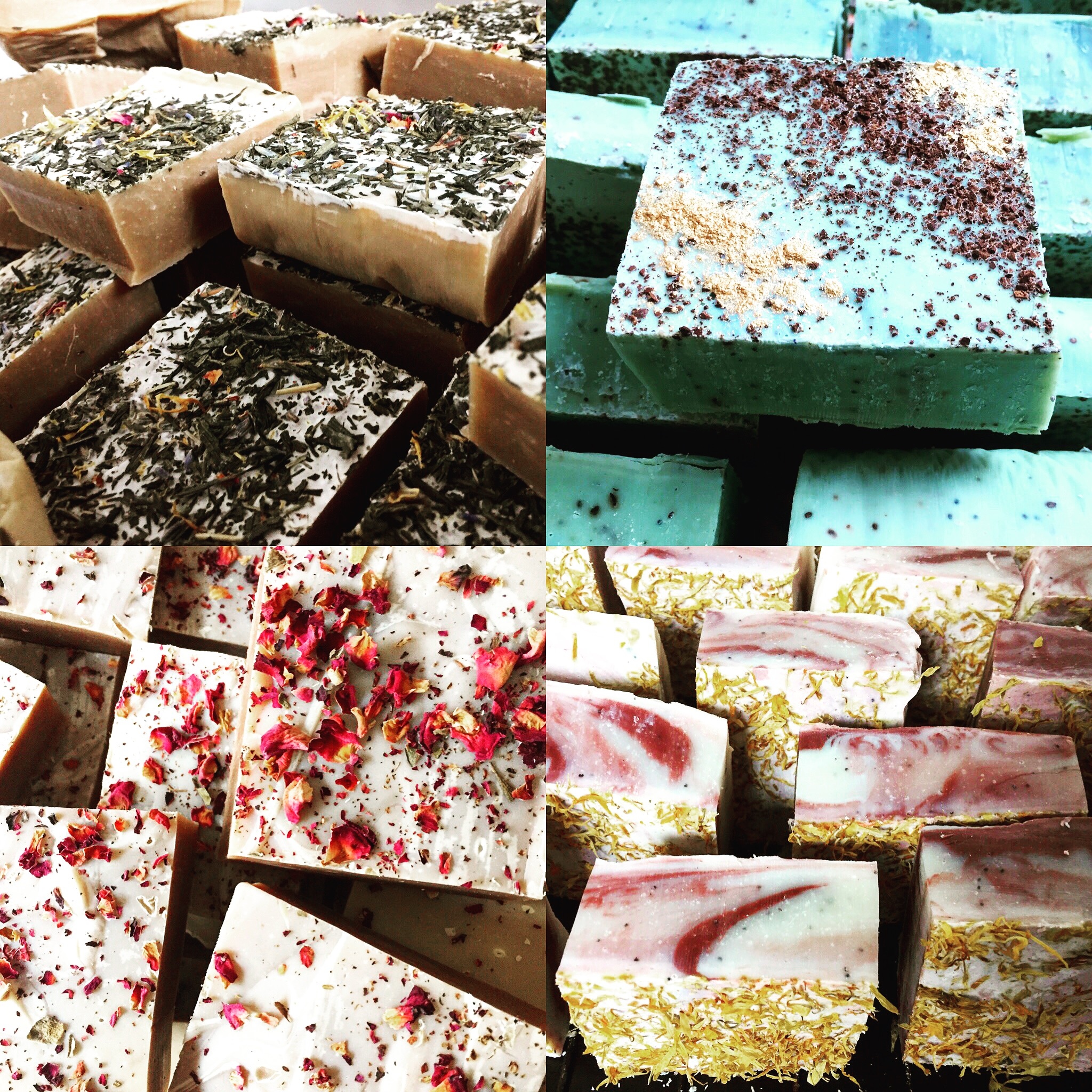 Gorgeous Soaps for Gifts
