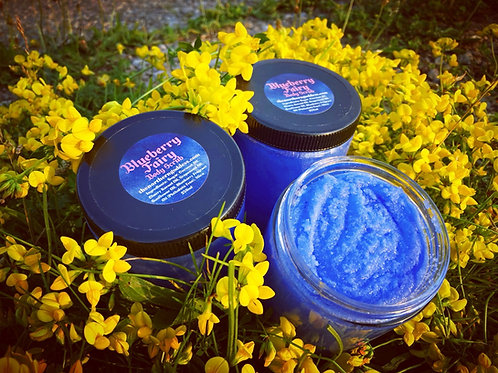 Blueberry Fairy Body Scrub