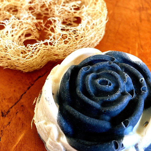 Moonlight Island Rose (loofah soap)