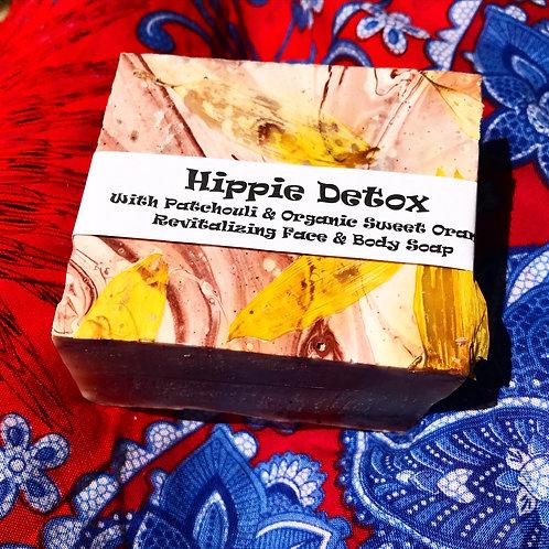 Hippie Detox Soap