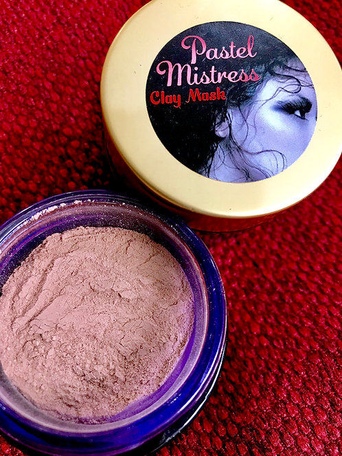 Pastel Mistress Clay Mask