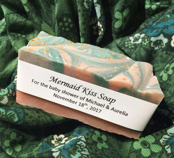 Mini Mermaid Kiss Soaps