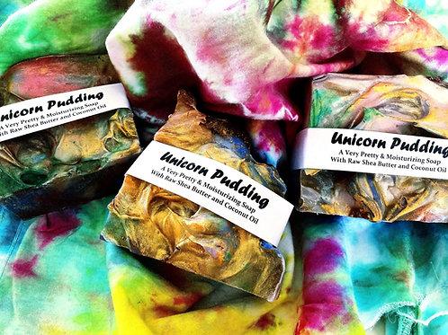 Unicorn Pudding Soap