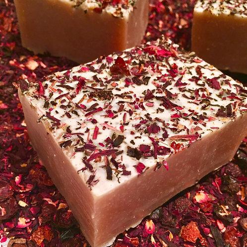 Hibiscus & Rosehip Tea