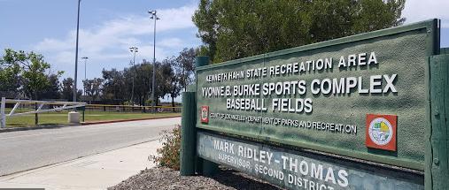 Yvonne B. Burke Sports Complex
