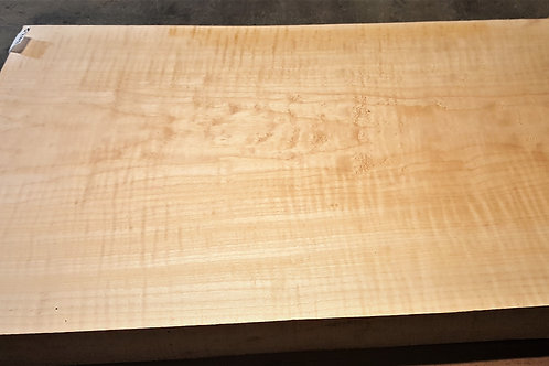 Flame Curly Maple Instrument Wood #5823
