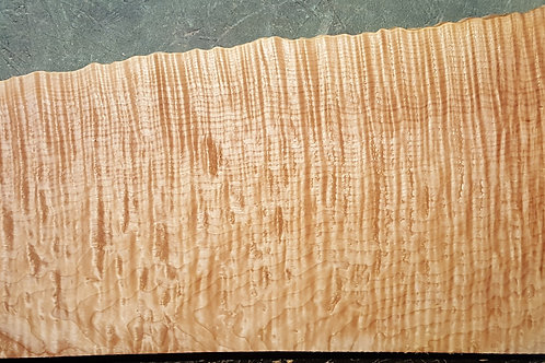 Flame Curly Tiger Maple Extreme 5A Figured Billet #5810