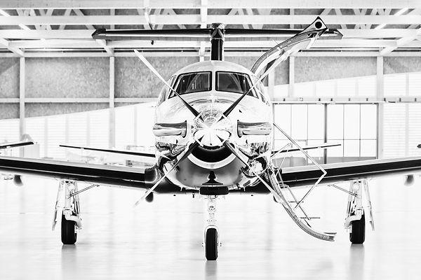 Pilatus PC12 Aircraft Charter Adelaide