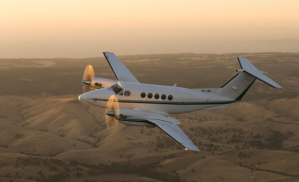 Government charter flights South Australia