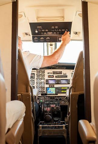 Privtae Aircraft Charter Australia