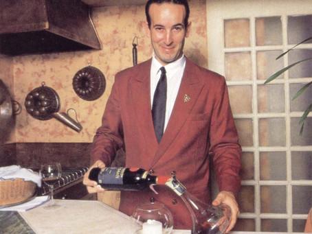 A importância do serviço do vinho!