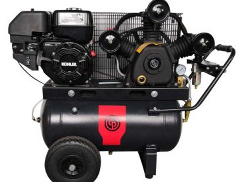 CP IRONMAN 6.5hp 50ltr KOHLER Petrol Driven Piston Compressor