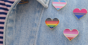 LGBTQ+ Pins Launch