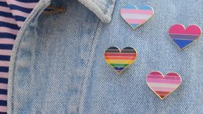 LGBTQ+ Pins Launch