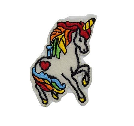 Unicorn Iron on Patch