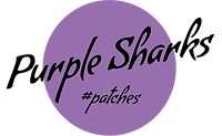 Purple Sharks Logo