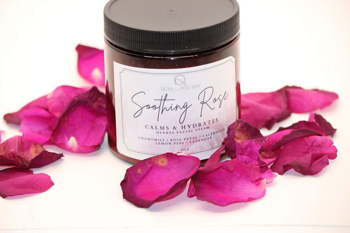 Soothing Rose Facial Steam