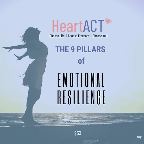 9 Pillars of Emotional Resilience Handbook