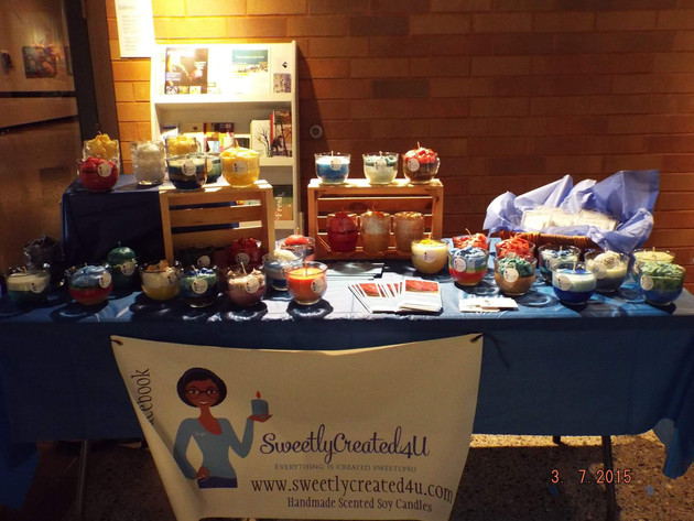 Sweetly Blogging: Vendors