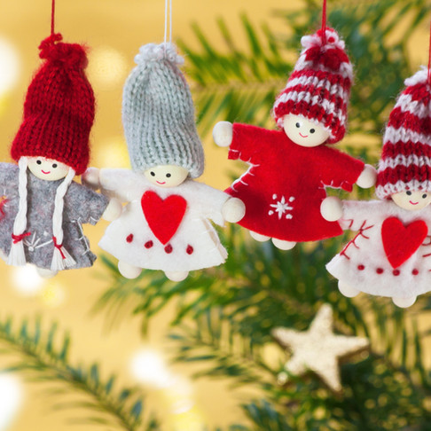 Managing Holiday Anxiety & Family Time
