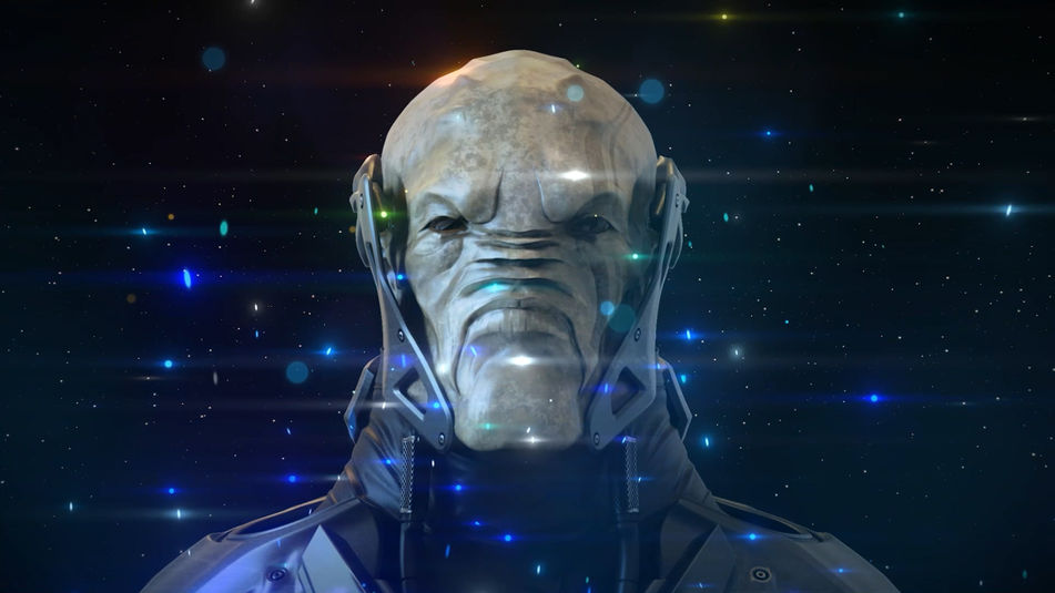 Seja o líder alienígena
