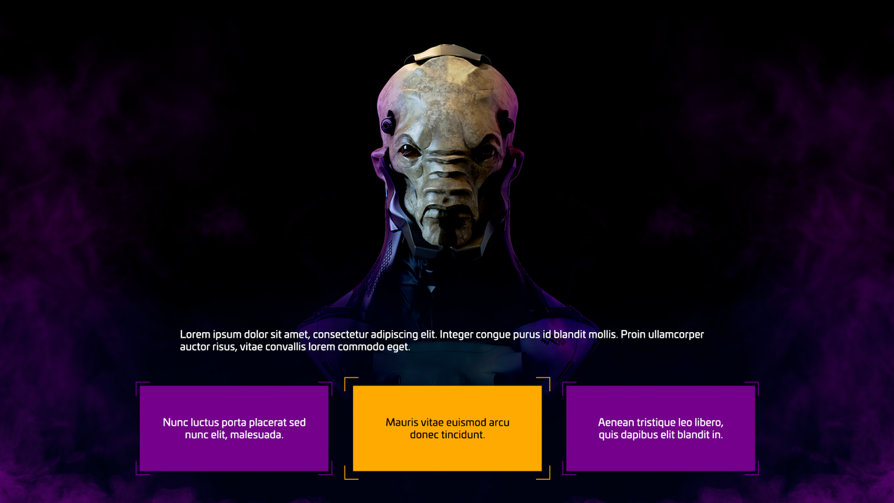 Gere especialistas alienígenas