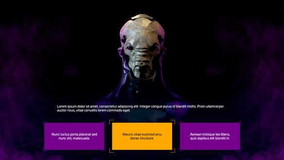 Generate Alien Specialists