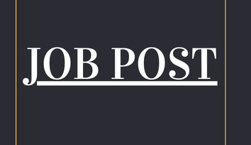 JOB OPPORTUNITY AT CENTRE FOR POLICY RESEARCH (APPLY BY 22.04.2020)