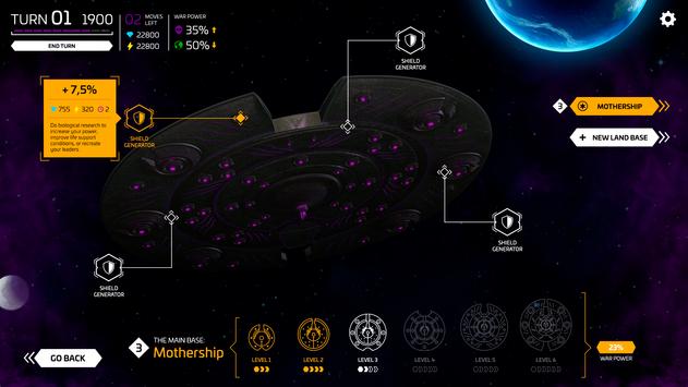 Construa a nave mãe