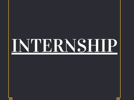 PHYSICAL INTERNSHIP OPPORTUNITY AT OFFICE OF MR. DHRUV GUPTA & ASSOCIATES, NEW DELHI.