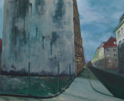 A Street in Dresden