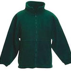 Harrisville Full Zip Polar Fleece Jacket Embroidered