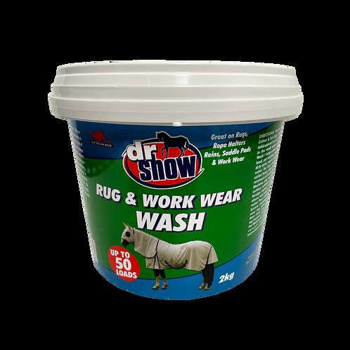 Dr Show Rug & Workwear Wash