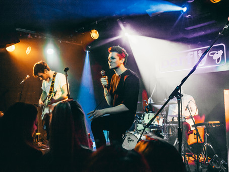 Photography | Lost Dials | Camden Barfly | April