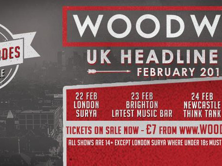 Touring the UK with Woodward