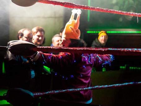 Photography | Triple XXX Wrestling | December