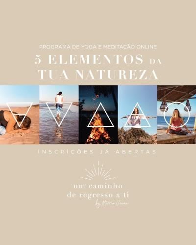 5 Elementos da Tua Natureza
