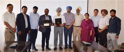 Initiative taken by Guru Angad Dev Vet Varsity to address National issue of paddy straw burning