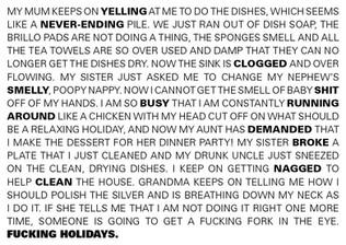 Fucking Holidays