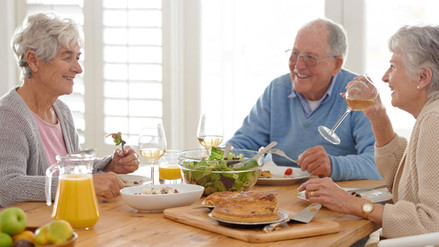 Nutrition Guide for the Aging and Elderly