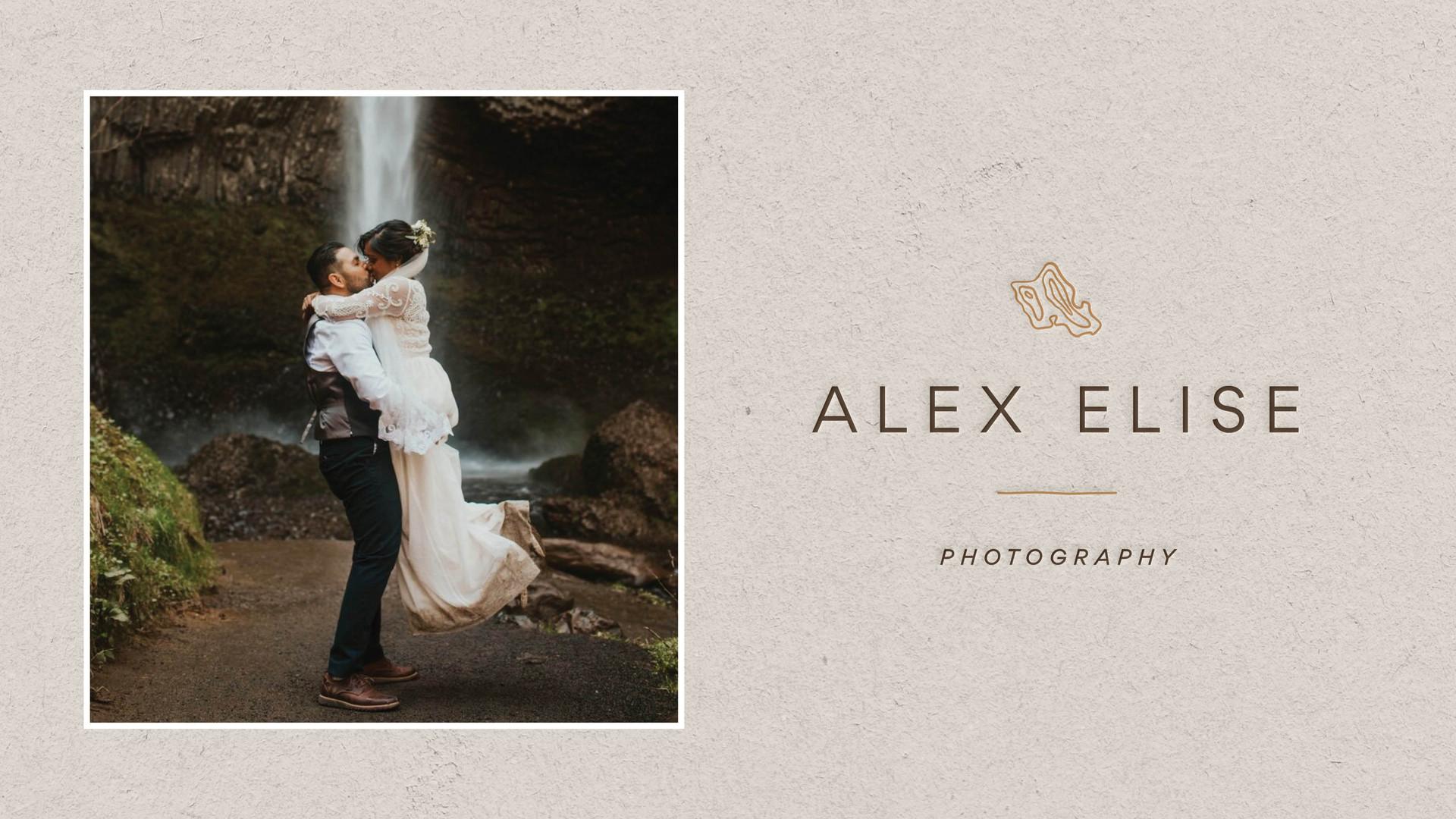 photographer branding design
